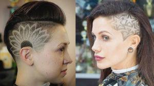 Crazy Haircut Designs Archives Hair By Sara Gambino